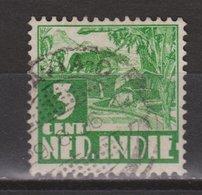 Nederlands Indie Dutch Indies 189 CANCEL BATAVIA-C ; Karbouw 1934 No Watermark Netherlands Indies PER PIECE - Niederländisch-Indien