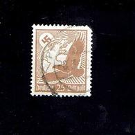 Allemagne - P.A. (Y&T) 1934. N°47  * Aigle Et Globe Terrestre *  25m.  Neuf* - Poste Aérienne