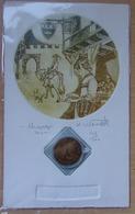 Médaille Touristique Patrimoine MIREPOIX - 2010  ENCART Numérotés Anima Mundi - Monnaie De Paris