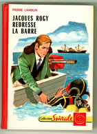 """G.P. Spirale N°420 - Pierre Lamblin - """"Jacques Rogy Redresse La Barre"""" - 1968 - Bücher, Zeitschriften, Comics"""