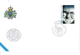 "SAN MARINO 2006 - ITALIA VINCITRICE ""GERMANY 2006"" - FDC - FDC"