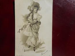 BELLE JEUNE FILLE - Jouets - 1900-1949