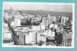URUGUAY MONTEVIDEO 1969 PHOTOCARD - Uruguay