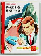 """G.P. Spirale N°420 - Pierre Lamblin - """"Jacques Rogy Trouve Un Os"""" - 1966 - Collection Spirale"""