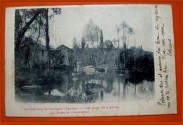 SAINT HILAIRE DE MORTAGNE -  Bords De La Sévre - La Chagnaie ( Papeterie) -  Precurseur Voyagée En 1902 -  Recto / Verso - Mortagne Sur Sevre