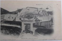 BRIANCON - Porte De Pignerol - Briancon