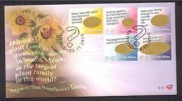 11.- SOUTH AFRICA  AFRIQUE DU SUD 2010 . Enveloppe Premier Jour. En Afrique Du Sud Quizz - FDC