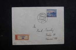 SLOVAQUIE - Affranchissement De L' Ouverture Du Parlement Slovaque Sur Enveloppe De Vrutky En 1939 - L 42131 - Cartas