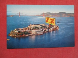Prison Alcatraz Island San Francisco  Ref    3587 - Gevangenis