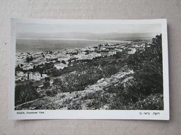 Judaica - HAIFA,Panoramic View - EDIT. ELIAHU BROS - JAFFA & TEL-AVIV. - Giudaismo