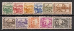 Nouvelles Hébrides - 1957 - N°Yv. 175 à 185 - Série Complète - Neuf * / MH VF - Neufs