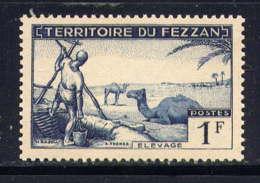FEZZAN - 57** - ELEVAGE - Unused Stamps