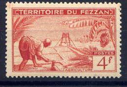 FEZZAN - 59** - AGRICULTURE - Ungebraucht