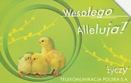 POLONIA. PASCUA. Best Hallelujah Wishes. 25U. 1355. (670) - Polonia