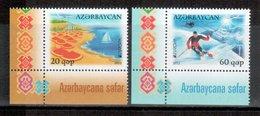 Aserbaidschan / Azerbaijan / Azerbaidjan 2012 Satz/set EUROPA ** - 2012