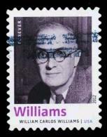 Etats-Unis / United States (Scott No.4656 - TWENTIETH CENTURY POETS)+ (o) - Used Stamps