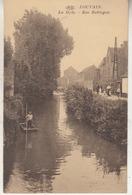 Leuven - De Dijle - Redingenstraat - Geanimeerd - 1931 - Uitg. PIB - Leuven