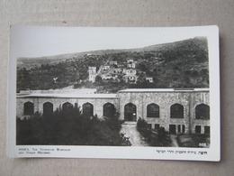 Judaica - HAIFA The Technicum Workshop And Hadar Hacarmel - Jewish