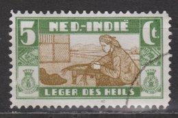 Nederlands Indie Dutch Indies 177 Used ; Leger Des Heils, Salvation Army 1932 Netherlands Indies PER PIECE - Netherlands Indies