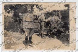 Guerra Militari - Ww2 2gm Africa? Guerra Mondiale Fascismo   - Photo - Foto Fotografia - Guerra, Militari