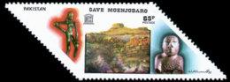 Pakistan, 1976, Save Mohenjodaro, UNESCO, United Nations, MNH, Michel 426 - Pakistan