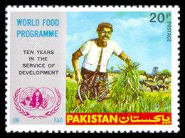 Pakistan, 1973, World Food Programme, WFP, FAO, United Nations, MNH, Michel 356 - Pakistan
