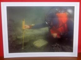 SUB Ricerca Subacquea CAMPI FLEGREI - Foto Libero De Cunzo CARTOLINA Non Viaggiata - Italia
