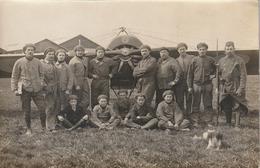 Morane-Saulnier - Carte Photo - 1914-1918: 1a Guerra