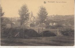 Huccorgne - Pont De La Méhaigne - Photo Gs BodeauFils Huy/Nels - Bruggen