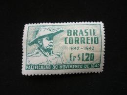 Brazil, 1944 Centenary Ot Pacification Of Sao Paulo Scott #621 MNH Cv. 3,00$ - Brésil