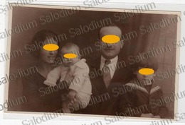 1925 - Coppia Bambino Baby - Photo - Foto Fotografia - Famiglia Family - Donan Woman Uomo Man Baby - Foto
