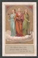 Eduardus De Landtsheer-zonnegem 1845-erpe 1901 - Devotion Images