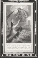 Marie Anne Landuyt-bourbourg 1784-bailleul 1875 - Devotion Images