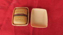 Savonnette Miniature Parfum 1 Gucci, Savon De Collection Vintage Dans Sa Boite D'origine - Produits De Beauté