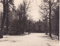SEGOVIE LA GRANJA  1953 Photo Amateur Format Environ  7,5 X 5,5 Cm - Plaatsen