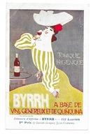 CPA BYRRH JUAN CARDONA ART NOUVEAU - Illustratoren & Fotografen