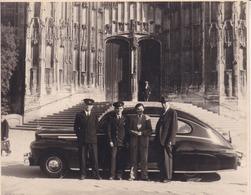 BEAUVAIS 1946 Photo Amateur Environ 7,5 Cm X 5,5 Cm - Cars
