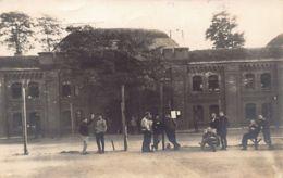MAGDEBURG - Offiziergefangenenlager - Jahr 1918 - FOTO KARTE. - Magdeburg