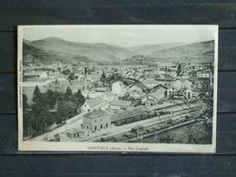 Z27 - 68 - Masevaux (Alsace) - Vue Générale - 1914 - Gare - Masevaux