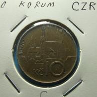 Czech Republic 10 Korun 1994 - Repubblica Ceca