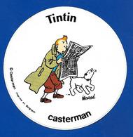 A.C.Casterman Hergé TINTIN Et MILOU - Autocollants