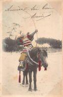 Japan - Mounted Samurai Shooting An Arrow. - Non Classificati