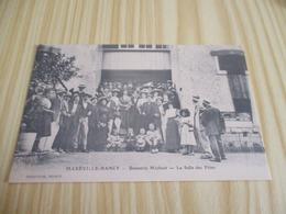 Reproduction CPA Maxéville-Nancy (54).Brasserie Michaut - La Salle Des Fêtes. - Maxeville
