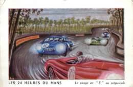 Les 24 Heures Du Mans + Belle Oblitération , * M 22 01 - Altri