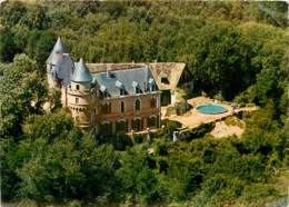 63 , RANDAN , St Priest Bramefant , Chateau De Maulmont , * M 22 84 - France