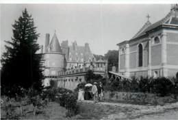 63 , Chateau De RANDAN , Collection Phototheque63 , Carte Moderne * M 23 37 - Francia