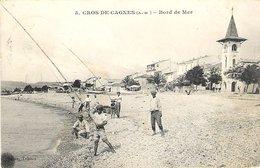 CROS DE CAGNES Pêcheurs 1914 - Otros Municipios