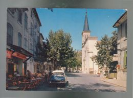 CP - 30 - Saint-Hyppoltyte-du-Fort  - Boulevard Gambetta - Citroën DS - France