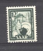 Sarre  :  Yv  259  ** - 1947-56 Allierte Besetzung