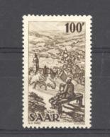 Sarre  :  Yv  262  ** - 1947-56 Allierte Besetzung
